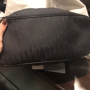 e3ea61f6d889 Dior Bags - Like NEW Dior Black Diorissimo Nylon Leather Bag